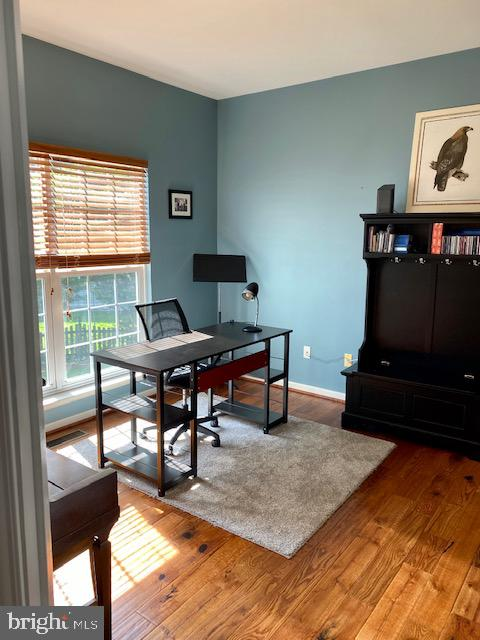 Main level office - 500 ROSEMARY LN, PURCELLVILLE