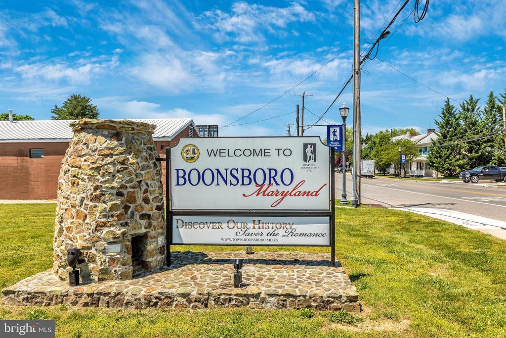 BOONSBORO - 106 GREEN FERN CIR, BOONSBORO