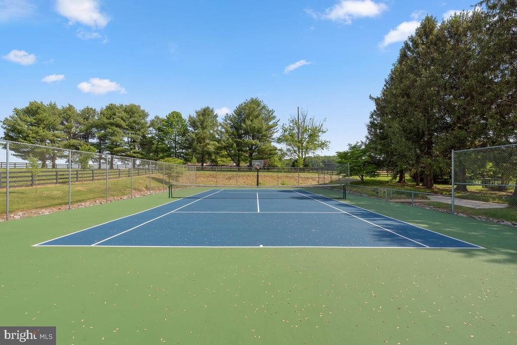 Sports court - 12645 OLD FREDERICK RD, SYKESVILLE