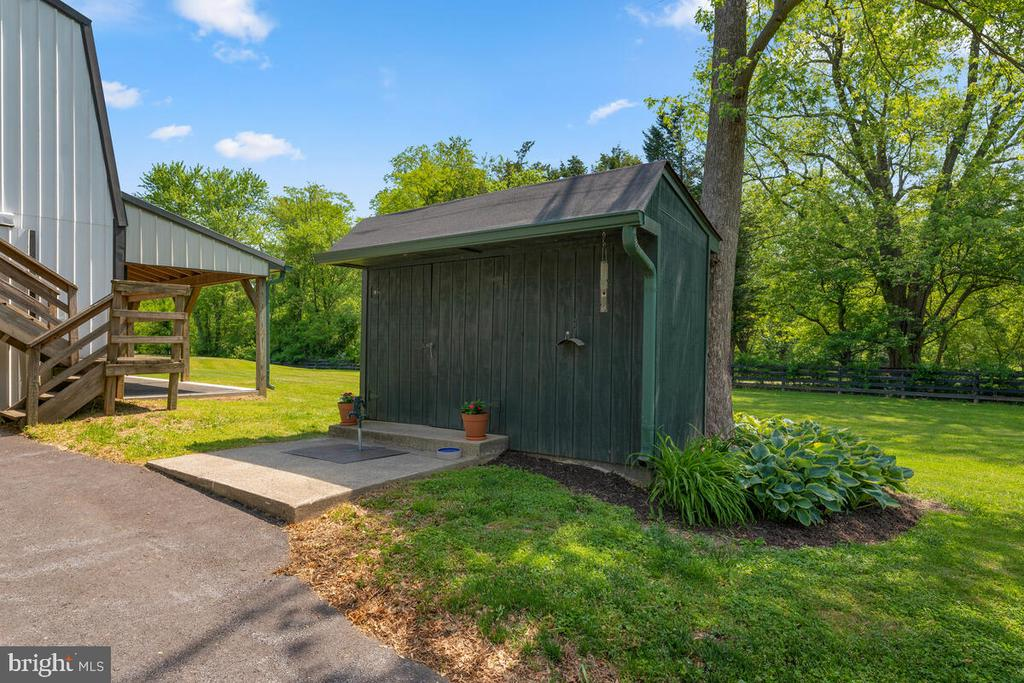 Shed - 12645 OLD FREDERICK RD, SYKESVILLE