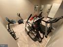 Basement Exercise Room or Den - 20343 FISHERS ISLAND CT, ASHBURN
