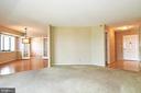 Living Room and Dining Room - 900 N STAFFORD ST #2531, ARLINGTON