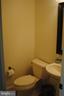 1/2 bath  main house main level - 8250 OLD COLUMBIA RD, FULTON