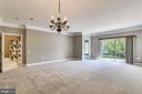 Dining Room/Living Room Combination - 44484 MALTESE FALCON SQ, ASHBURN