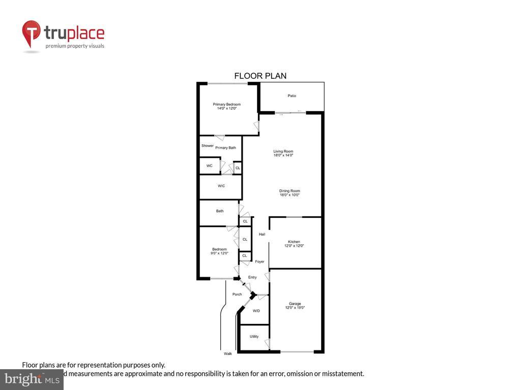 Floor Plan - 44484 MALTESE FALCON SQ, ASHBURN