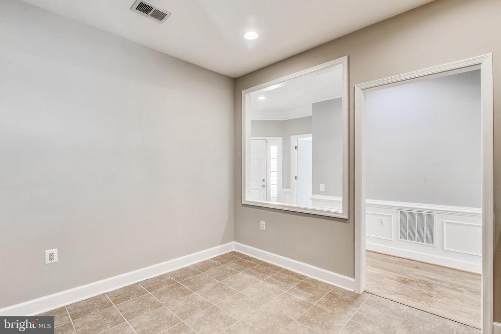 Eat In Kitchen With Tile Flooring - 44484 MALTESE FALCON SQ, ASHBURN