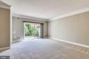 Living Room w/Sliding Glass Door Access To Patio - 44484 MALTESE FALCON SQ, ASHBURN