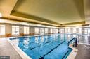 Potomac Green Indoor Swimming Pool - 44484 MALTESE FALCON SQ, ASHBURN