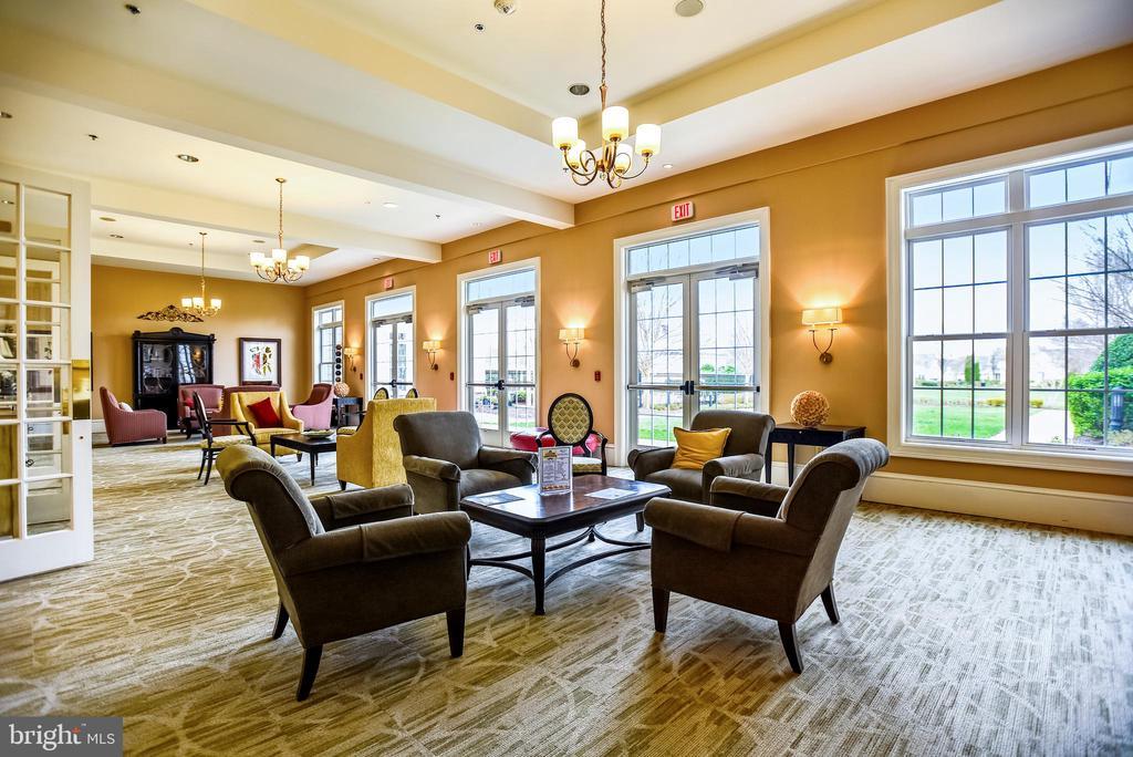 Potomac Green Meeting/Game Room - 44484 MALTESE FALCON SQ, ASHBURN