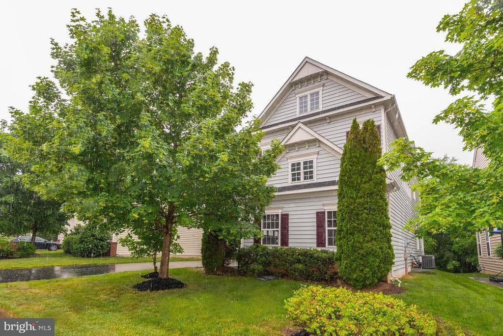 Home surrounded by mature trees - 42918 PARK BROOKE CT, BROADLANDS