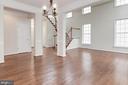 Expansive living & dining areas - 42918 PARK BROOKE CT, BROADLANDS