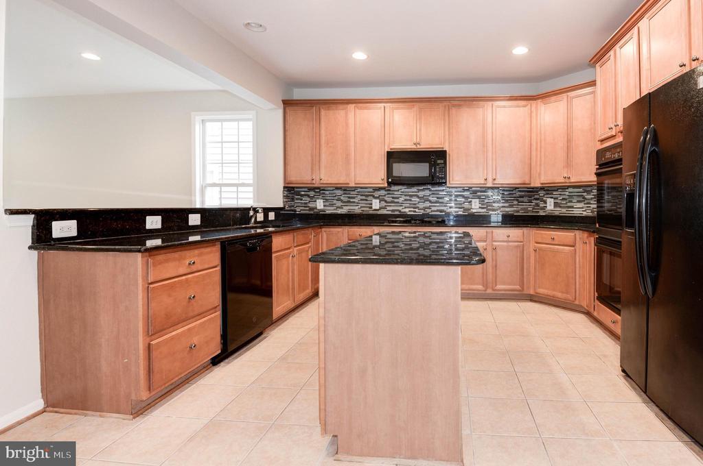 Gourmet kitchen - 42918 PARK BROOKE CT, BROADLANDS