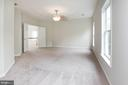 Owners suite; bedrm 1 of 4; double door - 42918 PARK BROOKE CT, BROADLANDS