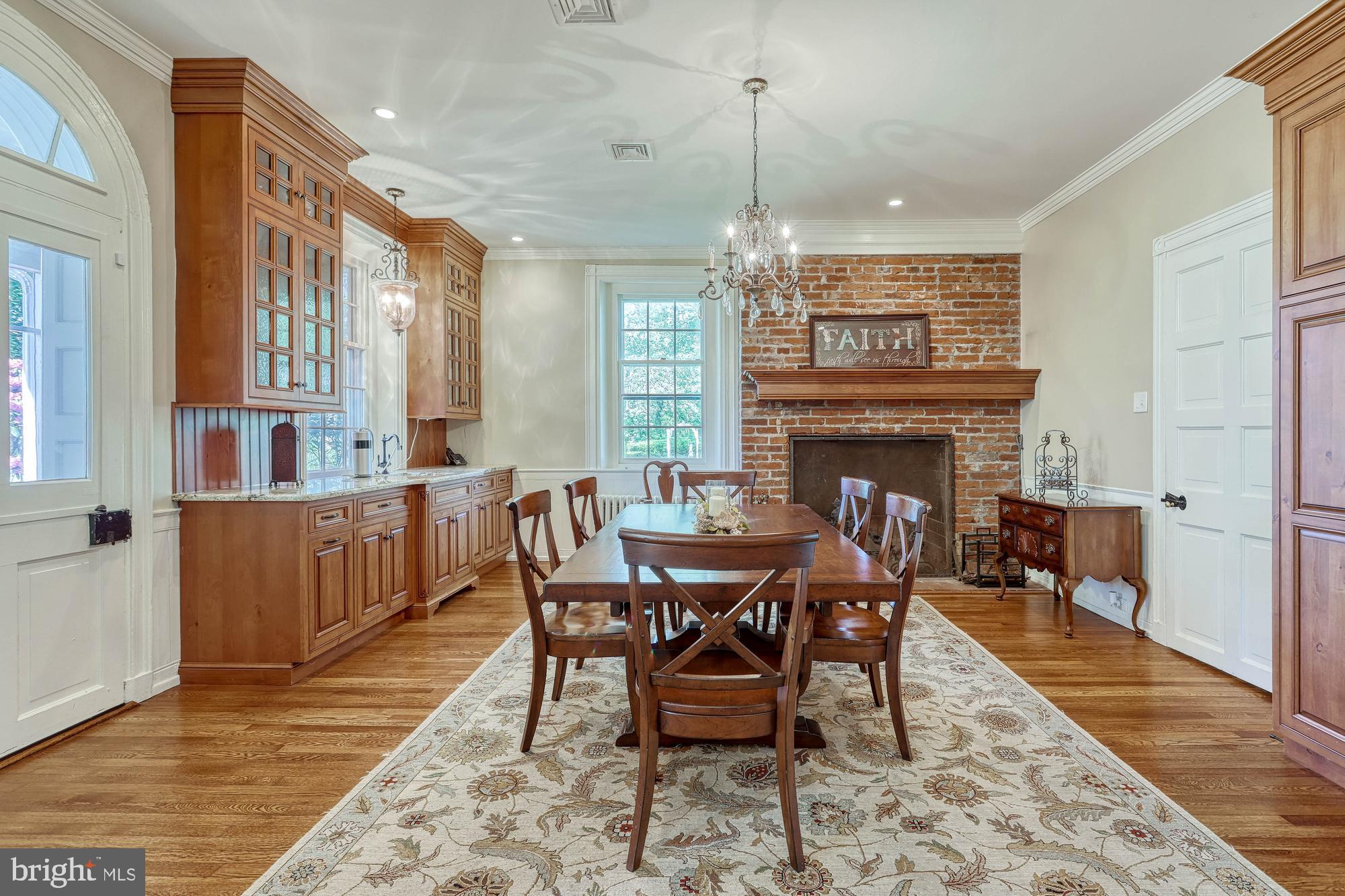 First main dining room
