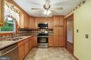 Lots of cabinet storage - 13709 STRAFFORD DR, THURMONT