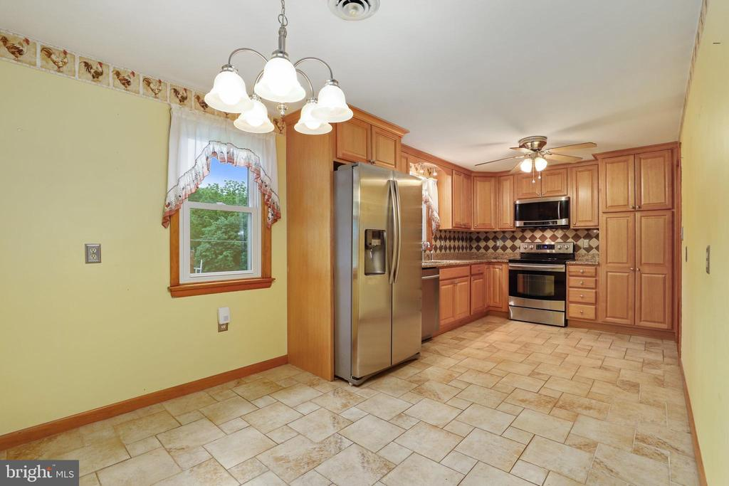 Ceiling fan and lights - 13709 STRAFFORD DR, THURMONT