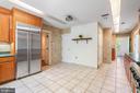 Kitchen - 2443 KALORAMA RD NW, WASHINGTON