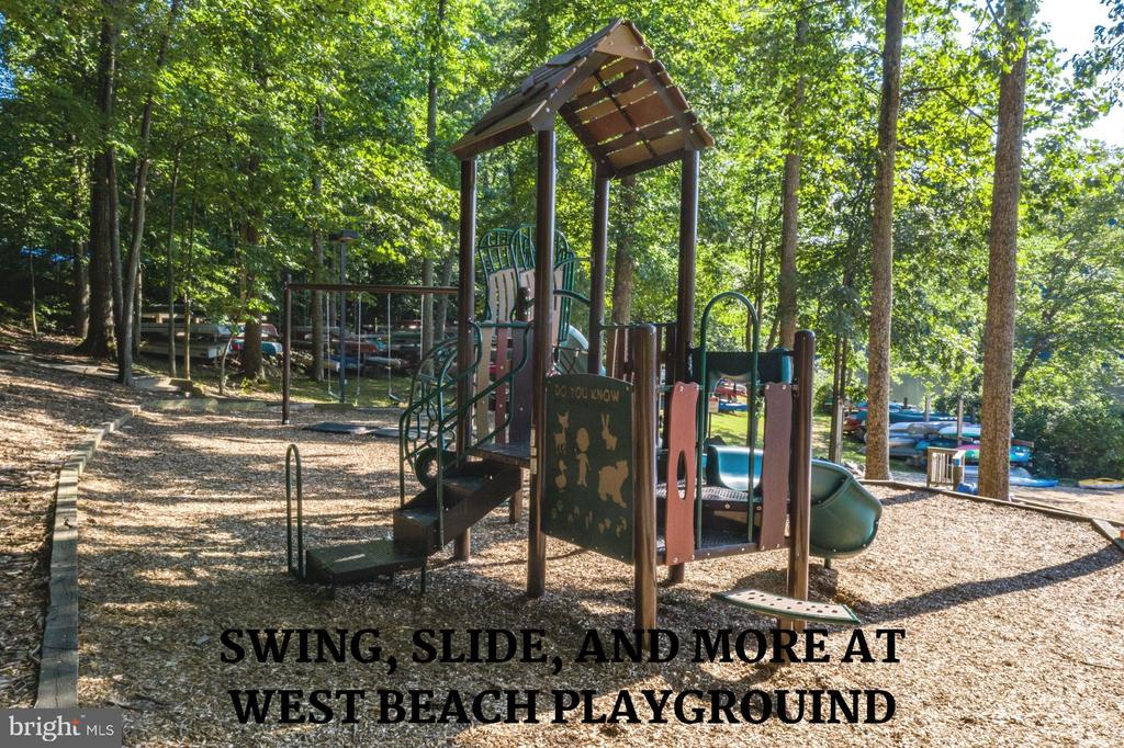 Playground at West Beach - 4290 CANDLESTICK CT, DUMFRIES