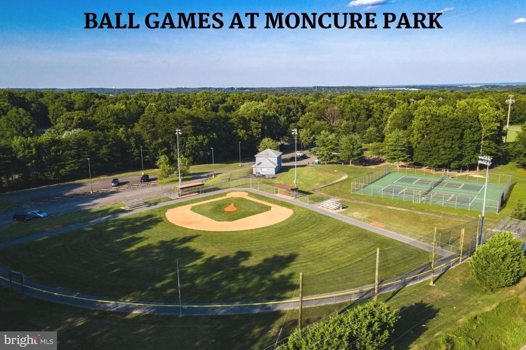 Anne Moncure Park - 4290 CANDLESTICK CT, DUMFRIES