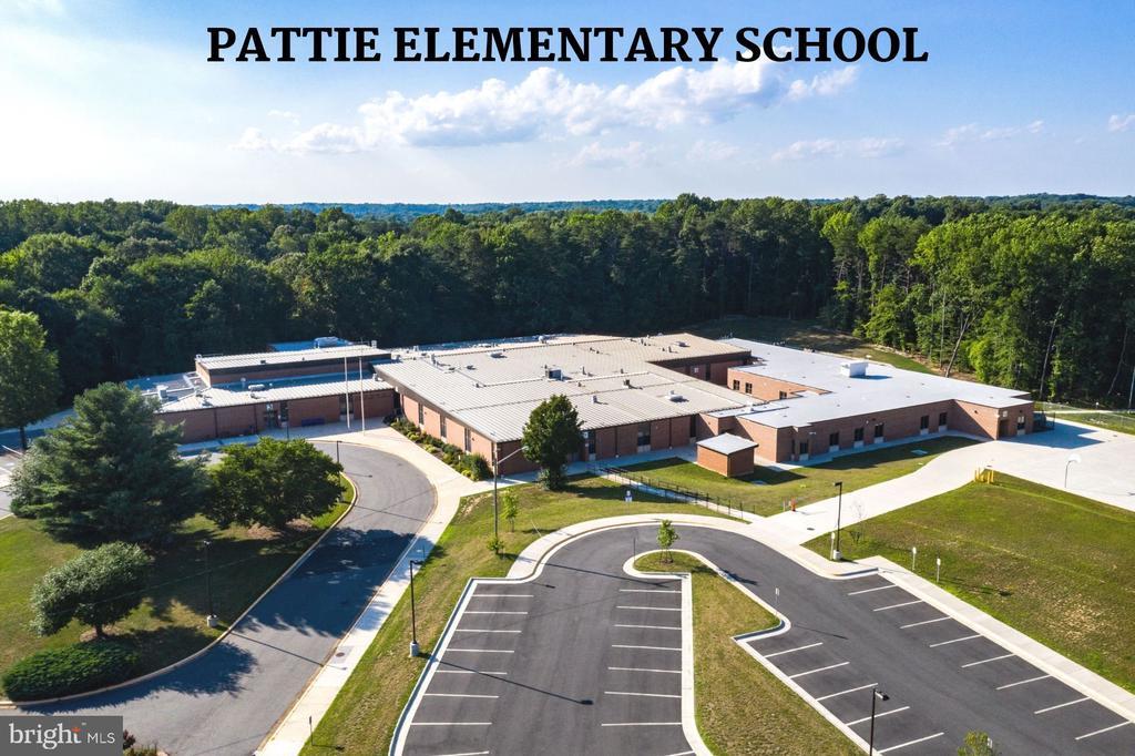 Pattie Elementary School - 4290 CANDLESTICK CT, DUMFRIES