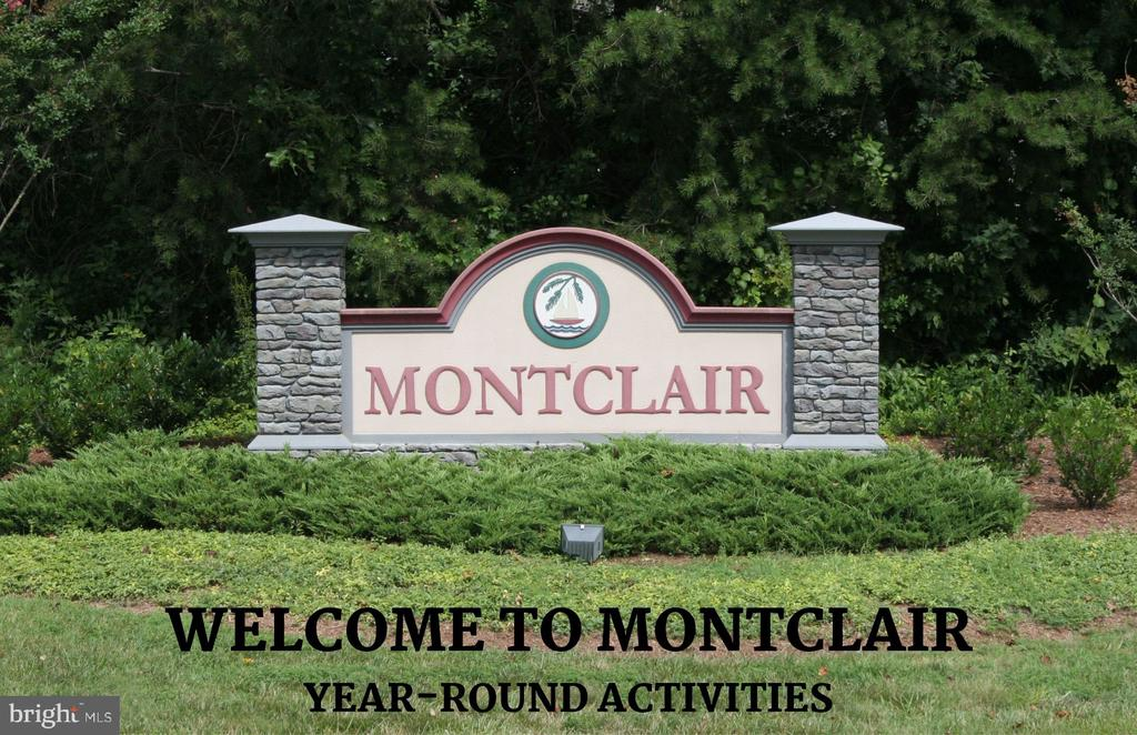 Welcome to Montclair - 4290 CANDLESTICK CT, DUMFRIES
