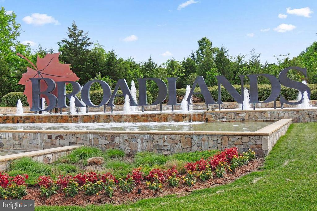 Broadlands sub div;full of amenities & top schools - 42918 PARK BROOKE CT, BROADLANDS