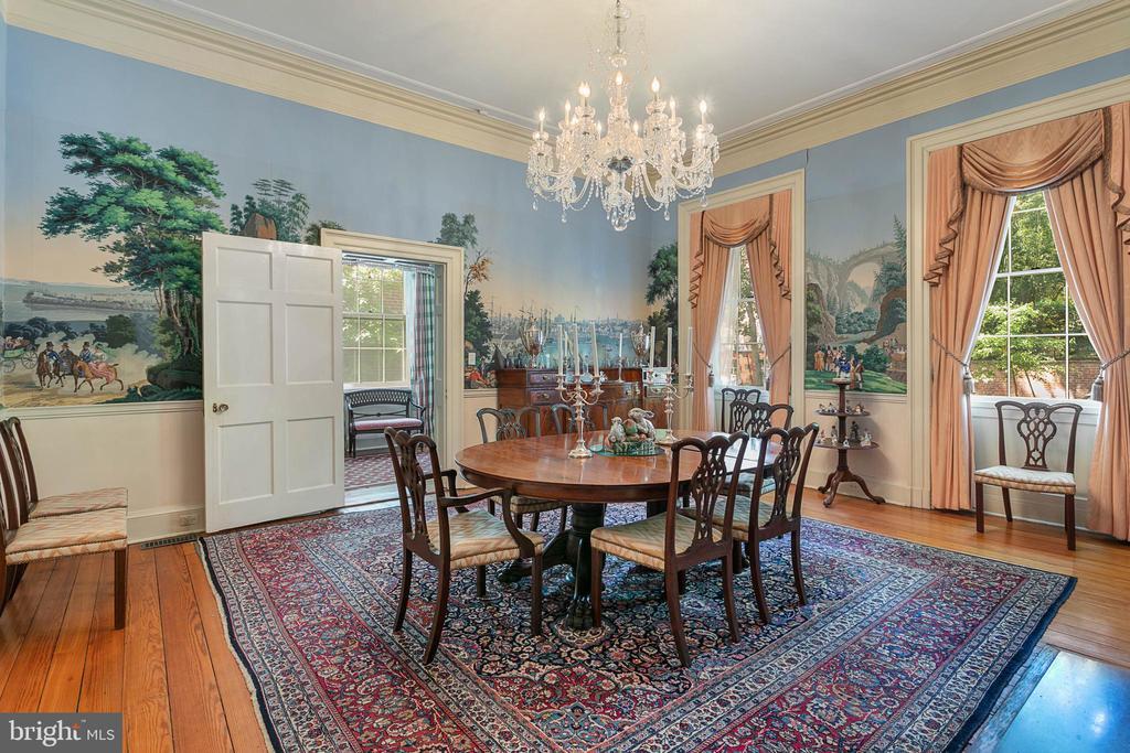 Dining Room - 3038 N ST NW, WASHINGTON