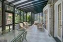 Hugh Newell Jacobson Designed Porch - 3038 N ST NW, WASHINGTON