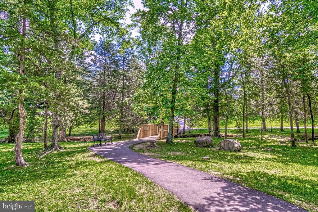 There are 10+ Miles of Paved Trails - 42416 RINGNECK PL, BRAMBLETON
