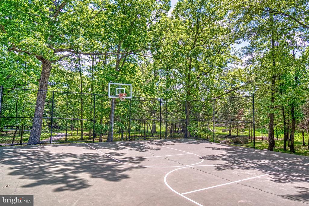 Fabulous Outdoor Basketball Courts - 42416 RINGNECK PL, BRAMBLETON