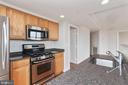 Kitchen - 1201 N GARFIELD ST #516, ARLINGTON