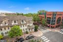 5th floor views - 1201 N GARFIELD ST #516, ARLINGTON