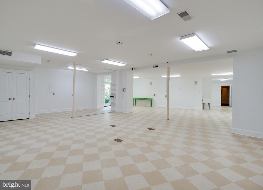 Talk about a basement...this one is  oh so large - 4651 35TH ST N, ARLINGTON