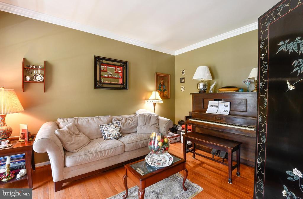 Living room - 4 AVOCET WAY, FREDERICKSBURG