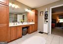 Primary bath - 4 AVOCET WAY, FREDERICKSBURG