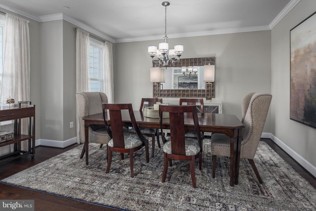 FORMAL DINING ROOM - 0 LANEVE CT #1, NEW MARKET