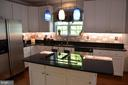 Under-cabinetry lighting is gorgeous! - 6304 SPRING FOREST RD, FREDERICK