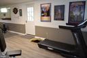 Walk-up basement door - 6304 SPRING FOREST RD, FREDERICK