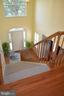 Stunning foyer! - 6304 SPRING FOREST RD, FREDERICK