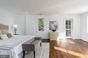 Primary Bedroom - 3015 WHITEHAVEN ST NW, WASHINGTON