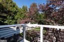 Balcony - 3015 WHITEHAVEN ST NW, WASHINGTON