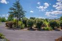 Landscaping at the circular Driveway - 721 BATTLEFIELD BLUFF DR, NEW MARKET