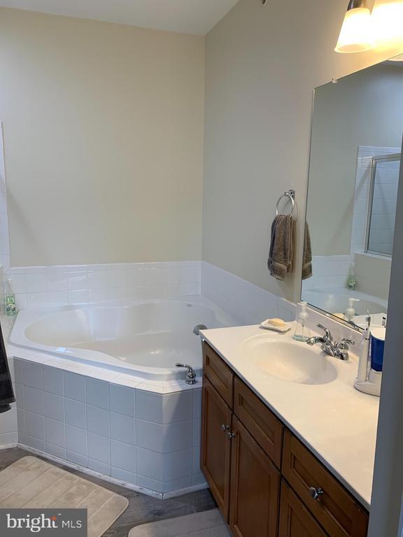 Upper level Bathroom 2 - 9020 LORTON STATION BLVD #1-114, LORTON