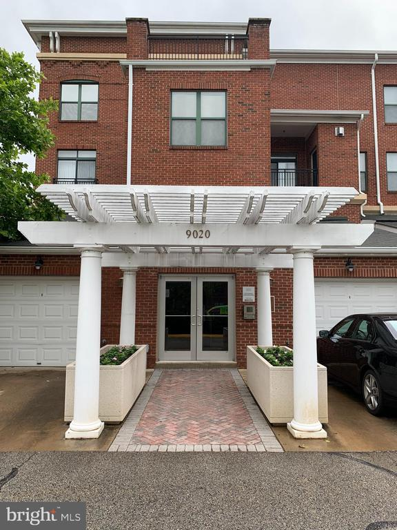 Main entrance to building - 9020 LORTON STATION BLVD #1-114, LORTON