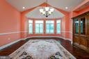 Formal Dining Room - 8250 OLD COLUMBIA RD, FULTON