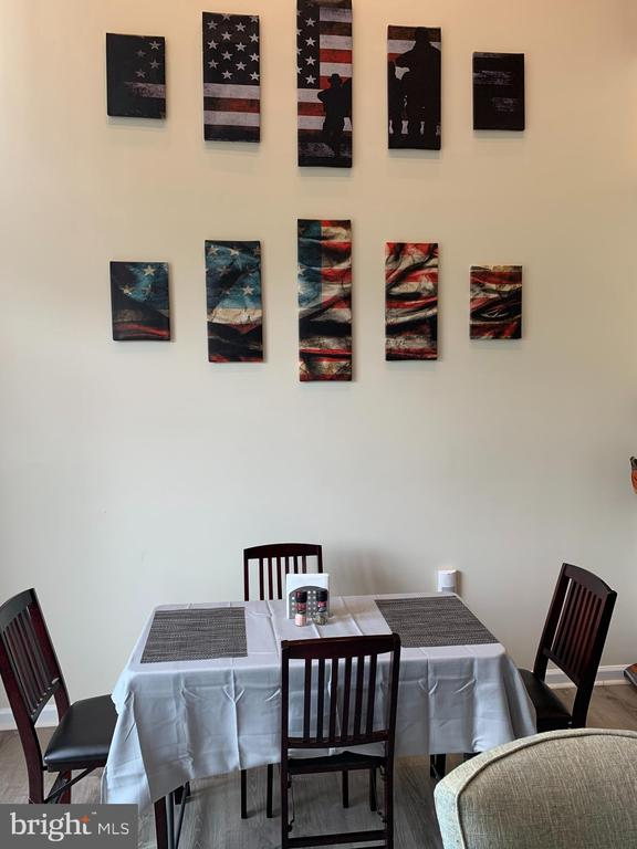 Family Room- Dining Combo - 9020 LORTON STATION BLVD #1-114, LORTON
