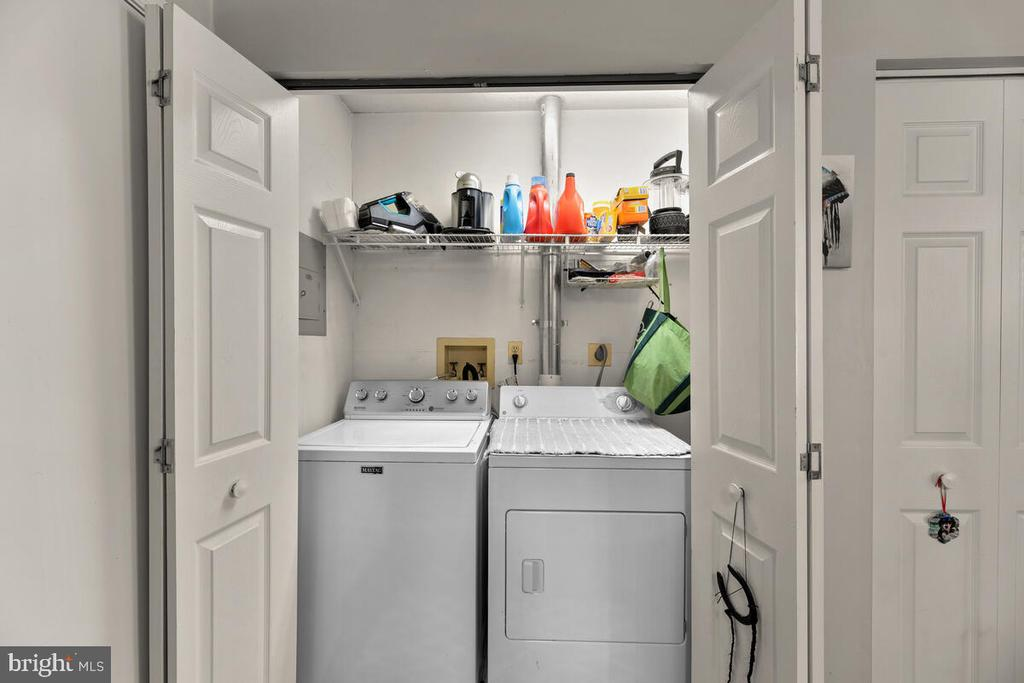 Apartment laundry - 12645 OLD FREDERICK RD, SYKESVILLE