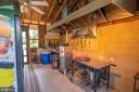 Barbeque & Grilling Room off Garage area - 721 BATTLEFIELD BLUFF DR, NEW MARKET