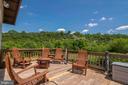 Deck area by Pool - 721 BATTLEFIELD BLUFF DR, NEW MARKET