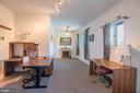 Large Office w/attached Bathroom - 721 BATTLEFIELD BLUFF DR, NEW MARKET